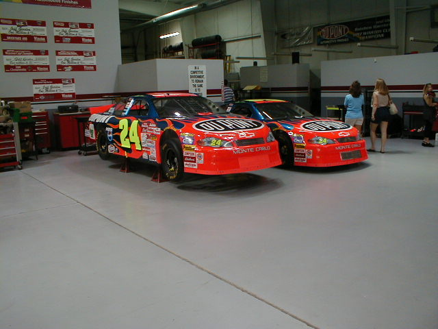 Our trip to hendrick motorsports for Hendrick motors used cars