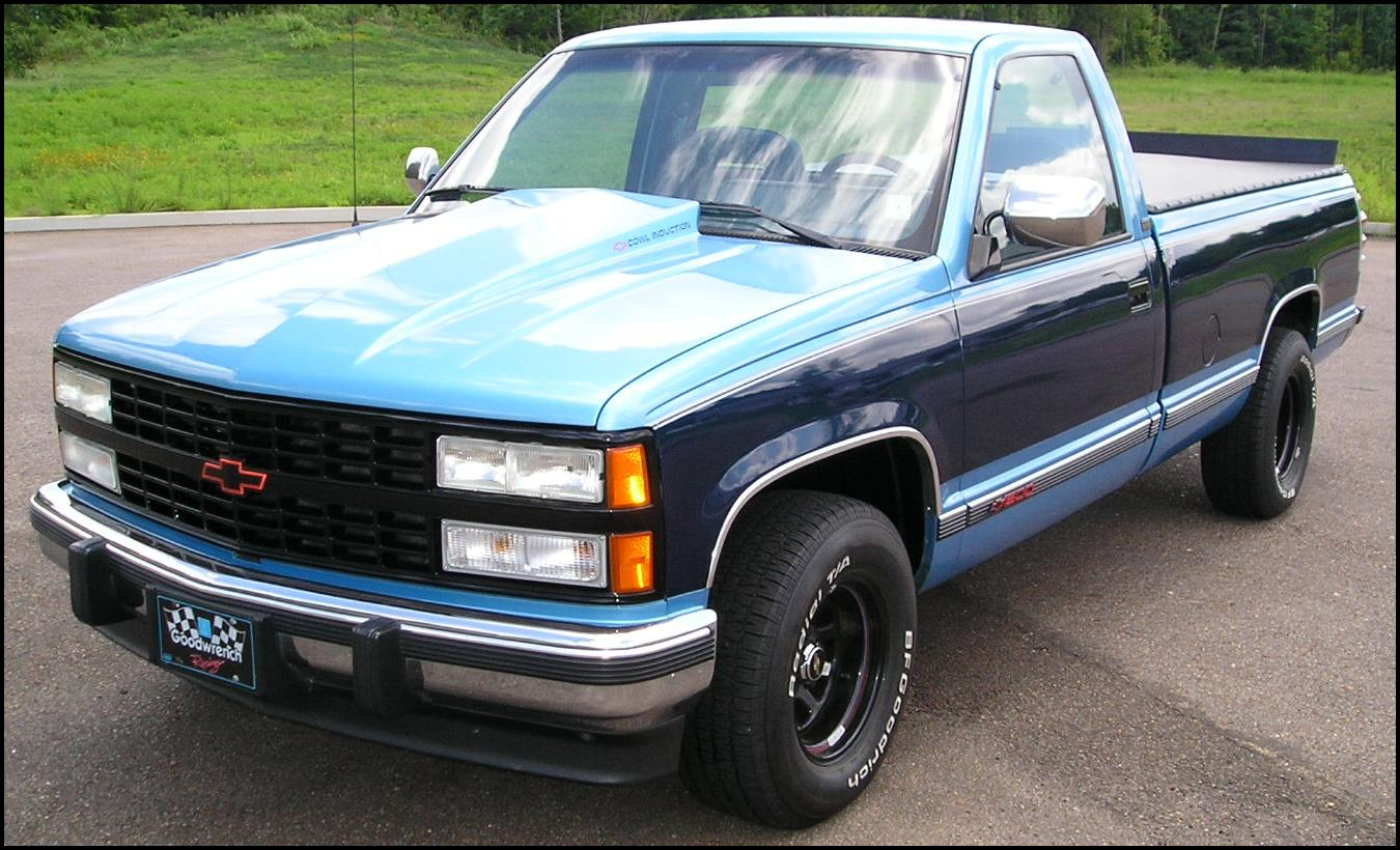 chevy trucks 1990s - photo #9